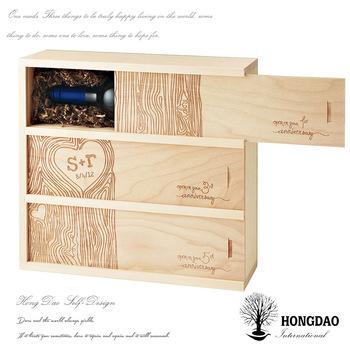 Hongdao Wedding Ceremony Wine And Favour Gift Boxes Wholesale Malaysia Buy Wedding Gift Wedding Gift Wine Box Wedding Gift Box Wholesale Malaysia