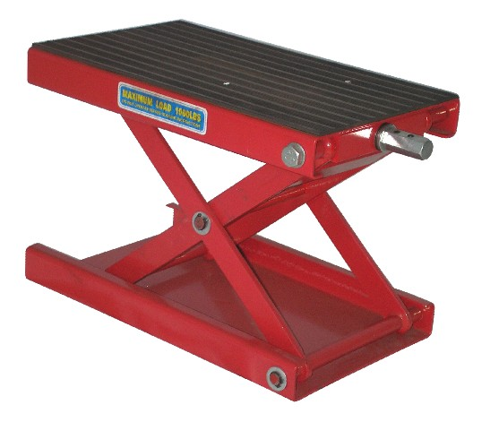 Motorcycle Repair Tool Hydraulic Single Scissor Lift Table