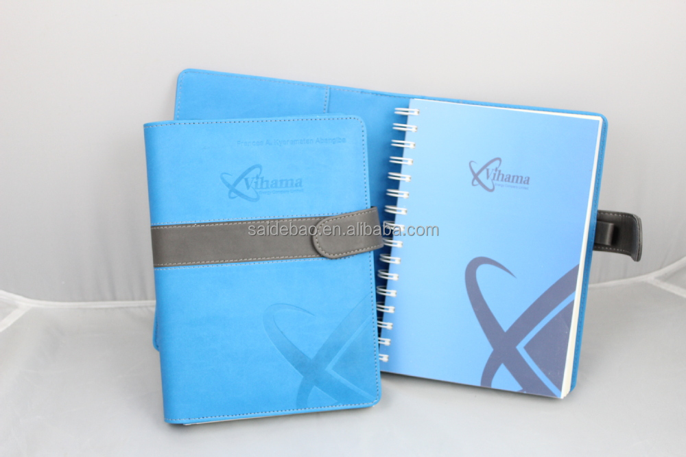 Custom Make Agenda Notebook With Custom Company Logo Printed Buy – Loose Leaf Paper Print