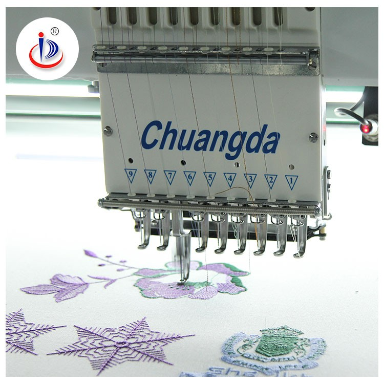 CHUANGDA OEM CUSTOMERIZED SHOES EMBROIDERY MACHINE