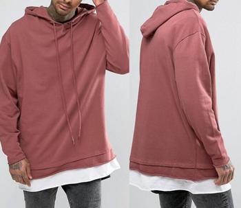 7d3b21ef0 Men Hoodie Sportswear Mens Clothing Streetwear Blank Sport Oversized Hoodies  High Quality Wholesale Men's Tops