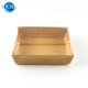 High Quality Kraft Paper Design Packaging Clear Hat Boxes