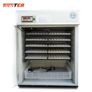 Best quality Industrial automatic 880 egg incubator guangzhou