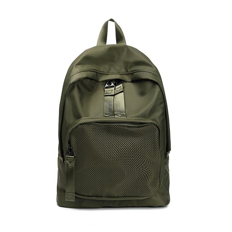 Related Products. Packaging   Shipping. Stylish plain travel backpack nylon  waterproof leisure mini backpack 0e9bfafebb99a