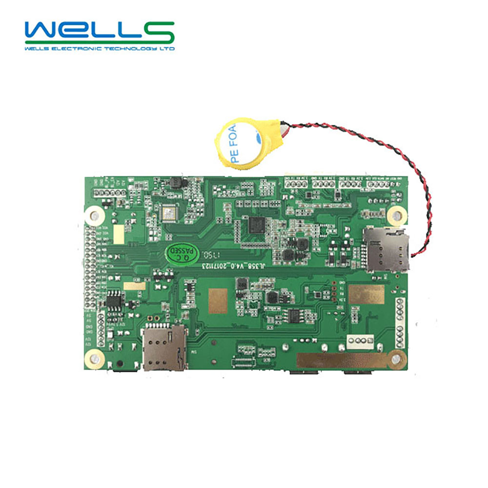 Professional Fr4 94V0 Pcb Circuit Board Assembly In Shenzhen