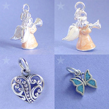 Custom Angel Pendant Metal Jewelry Pendants