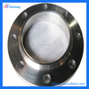 dn200 pn10 titanium welding neck/forged anchor flange for saturation trough