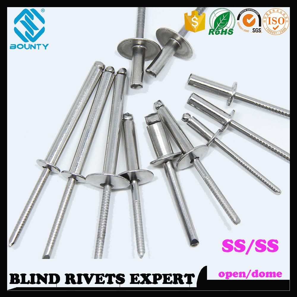 Factory Iso 15983 Stainless Steel Pop Blind Rivets Buy