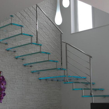 Indoor Manufacturer Customized  Stainless Steel Railing