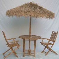 Palm Thatch Umbrella