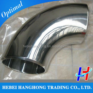 stainless steel elbows 1/2 inch 90 ss304 ss316l