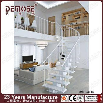Stair Edge Protection Steel Staircase Types Of Stairs