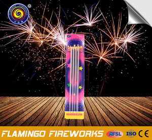 Alibaba express hot indoor electric sparklers