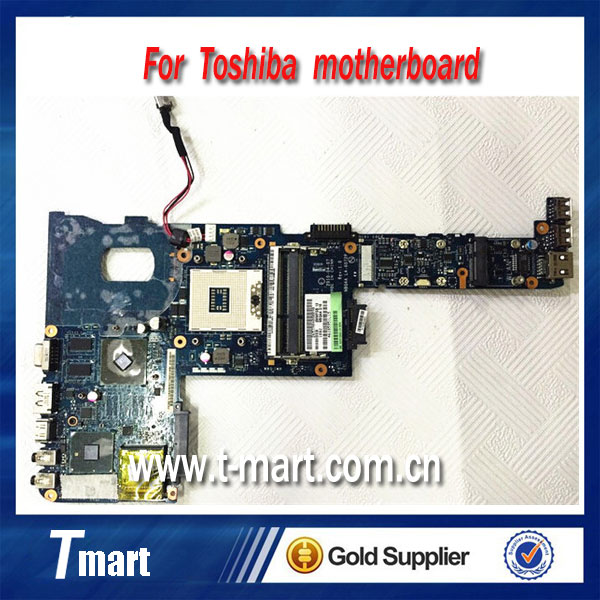 Original laptop motherboard K000109640 LA-6072P for Toshiba Satellite M640 M645 fully tested working well
