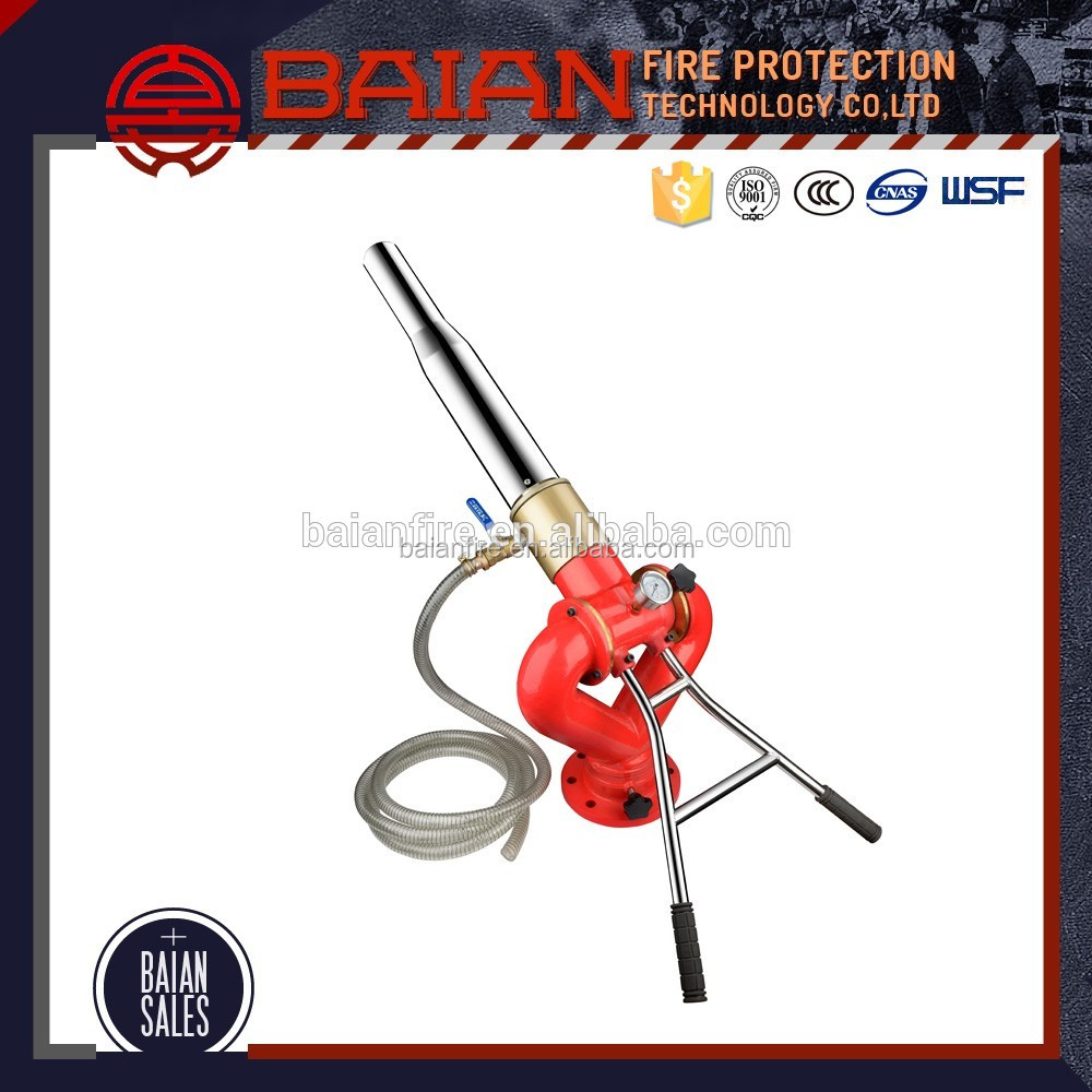 Manufacture Firefighting supplies fire water foam monitor