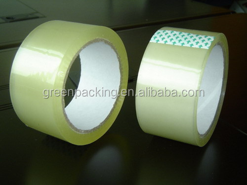 Adhesive tape raw materials