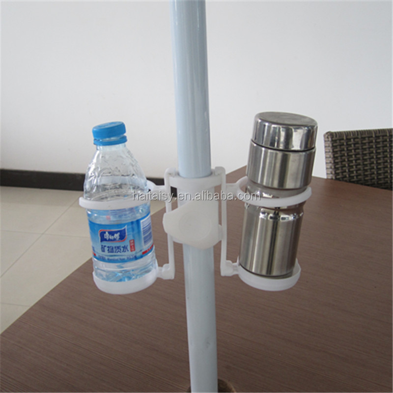 OEM/ODM Colorful Plastic Cup Holder For Beach Umbrellas, Beach Umbrella  Accessories