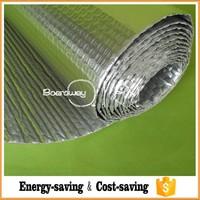 Radiant bubble insulation vapor barrier/Reflective radiant foil heat barrier insulation material/Radiant barrier insulation
