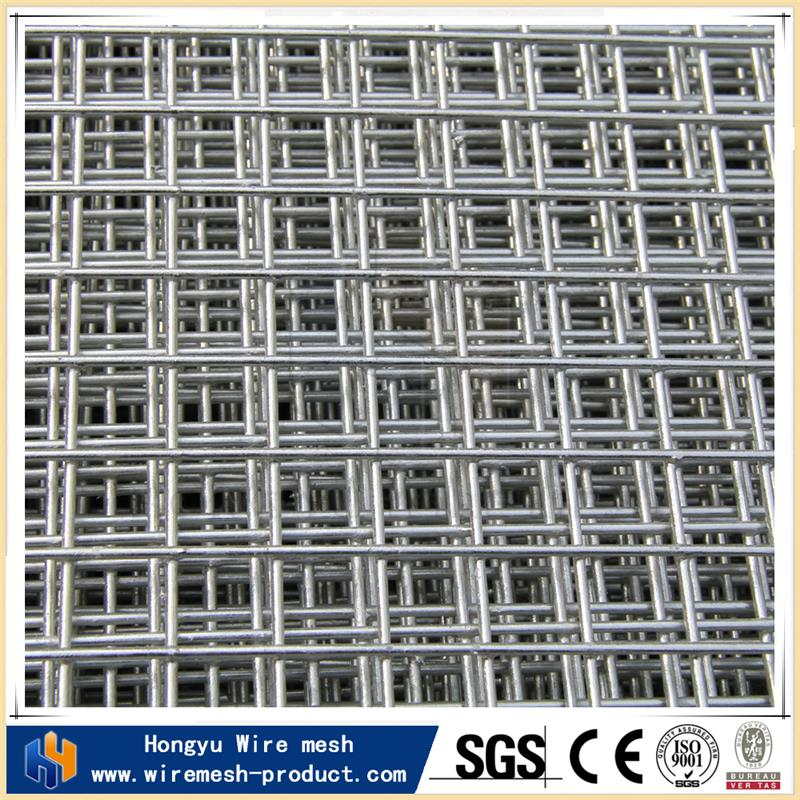 different types of wire mesh dog kennel galvanized steel wire mesh fence welded