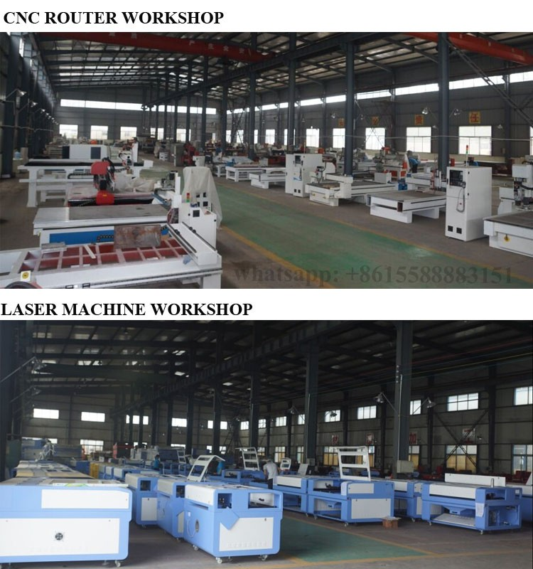 Fiber Laser Cutting Machine for metal sheet