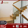 Professional stairs stainless steel handrail design /glass railing hardware