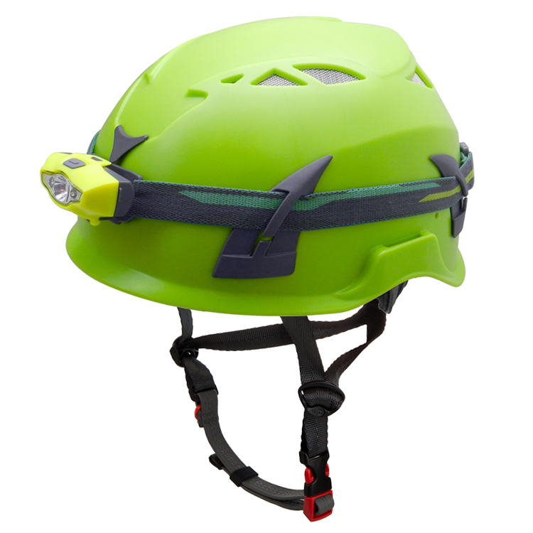 Light Weight And Shock Resistance Adult Climbing Helmet 17
