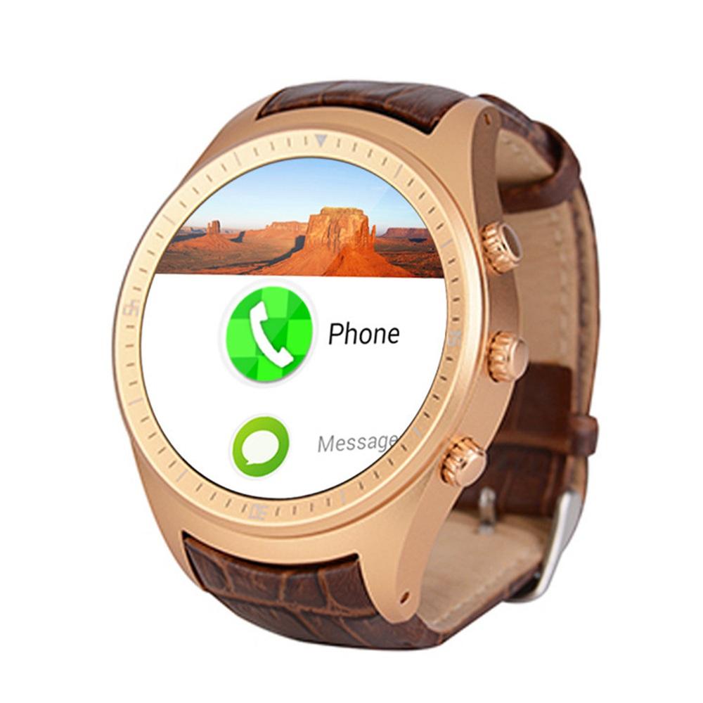 aa8469756 Fashion SmartWatch WK18 3G SIM Wristwatch Bluetooth Smart Watch Pedometer  Heart rate Wifi GPS for Samsung