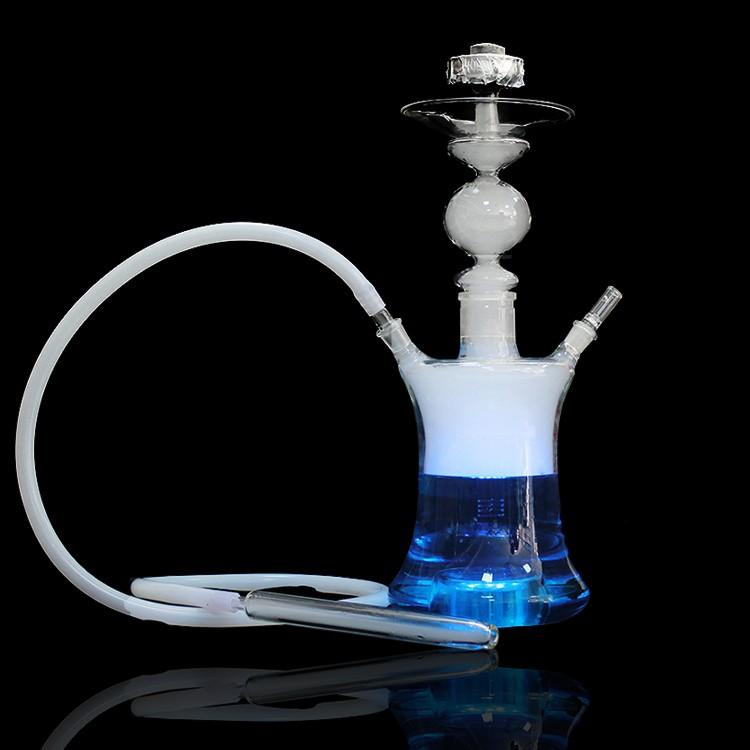 Best Places In Dubai For Shisha: Dubai Colour Smoke Shisha With Pipe