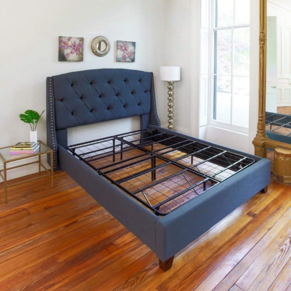 Buy White Antique Vintage Metal Bed Frame In Rustic Wrought Cast