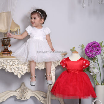 cff56c2940 Baby Girl Wedding Dress