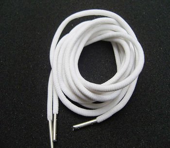 4d11452148e09 Custom Polyester Purple Shoe Laces Metal Tip Custom Metal Aglet Cotton  Waxed Round Shoelace - Buy Flat Waxed Shoelaces,Cotton Shoelace For Girls  ...