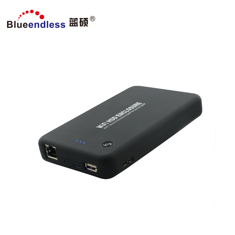 Blueendless Wifi Router Ethernet Hard Drive Case 2 5inch Wifi Hard Disk  Enclosure - Buy Wifi Router Rj45,Wifi Router,Wifi Hdd Box Product on