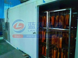 Hot selling China made best service sausage drying room bacon dryer