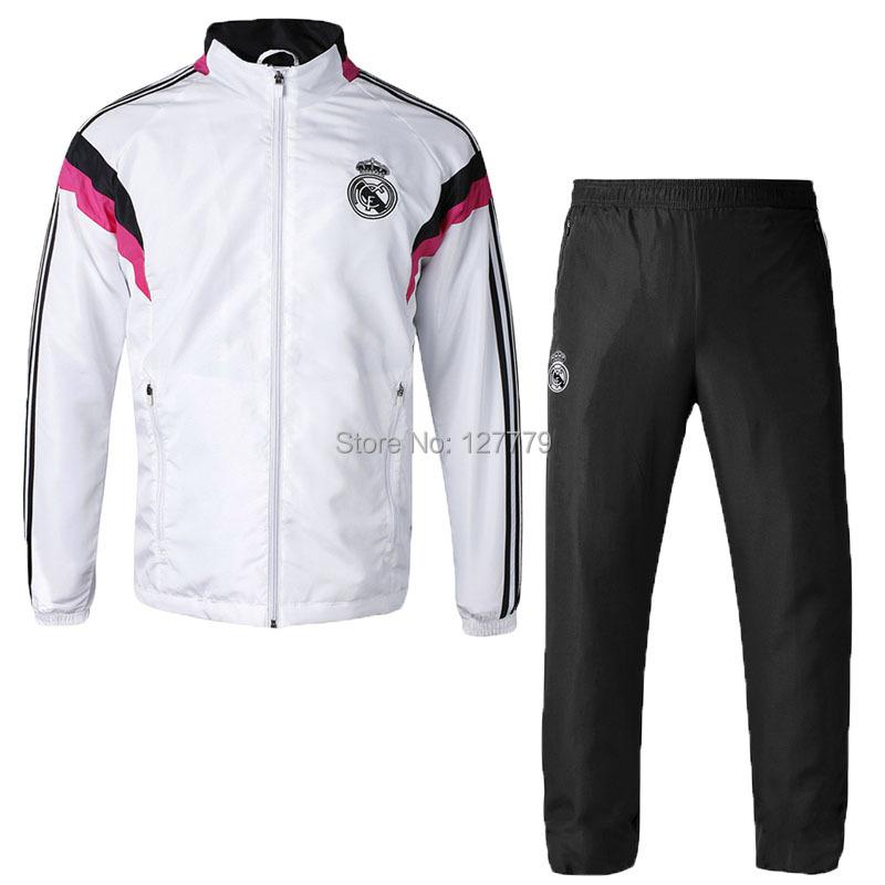 Adidas Chandal Real Madrid C.F 2014 G82989 - Deportes Blanes - Tienda . 22ae441c16dcc