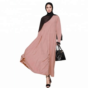 Stock muslim women dress wholesale kuwaiti kimono abaya