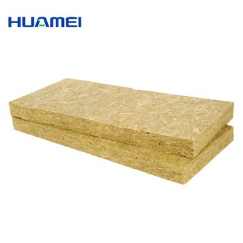 Sound Board Acoustic Wool Insulation Rigid Mineral Wool
