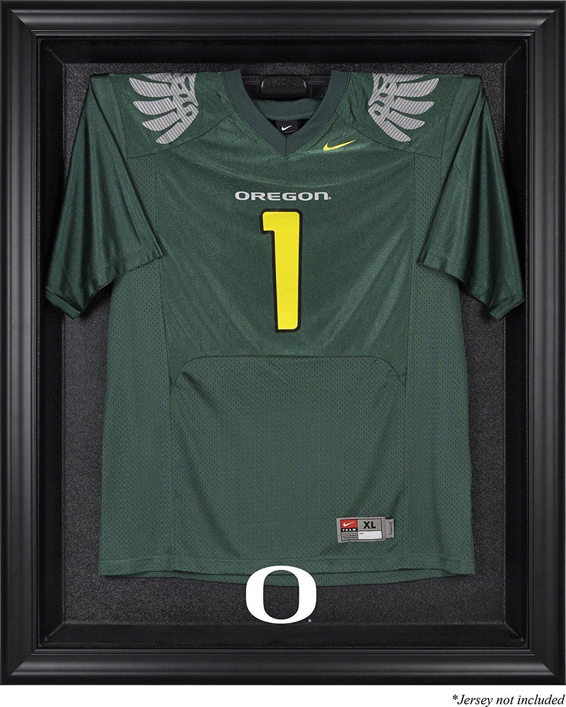 d6ed07f3e Oregon Ducks Black Framed Logo Jersey Display Case - Fanatics Authentic  Certified - College Jersey Logo