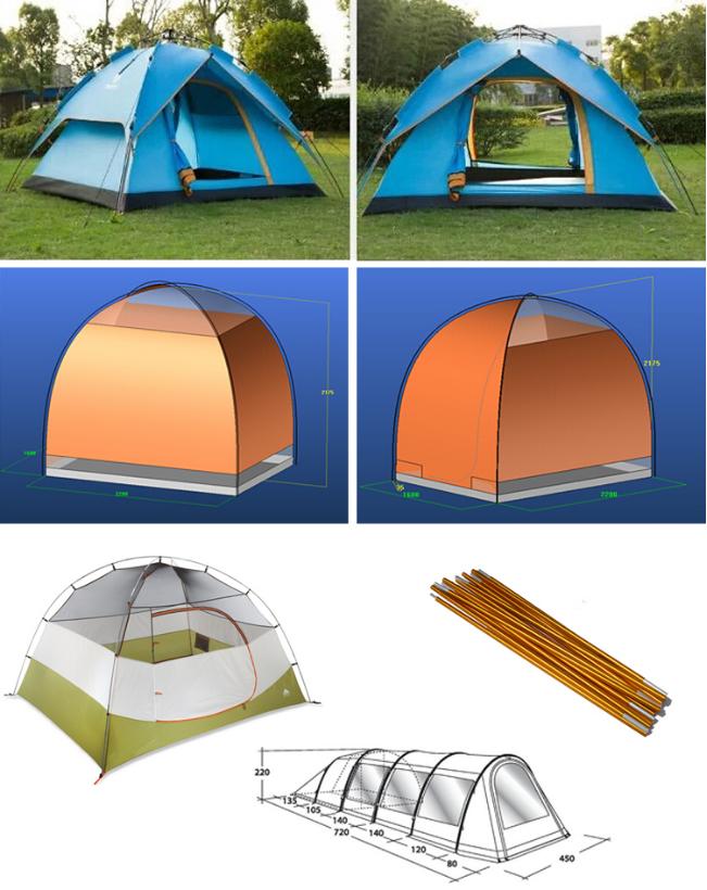 extendable aluminium tent pole in hot sale  sc 1 st  Alibaba & Extendable Aluminium Tent Pole In Hot Sale - Buy Aluminum Tent ...