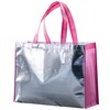 Beach Bag Zebra Print , Plastic Beach Bags Clear
