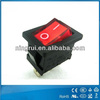 UL REACH approved SPST 3pin home appliances waterproof lighted or unlighted on off rocker switches 16A125V 16A250V 10A250V