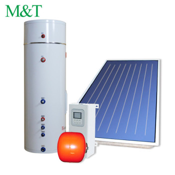 Thermo tank split solar water heater guangzhou solar powered portable heater