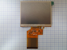 PT0353224T-D102 3.5 inch TFT with or without touch screen LCD module QVGA TFT