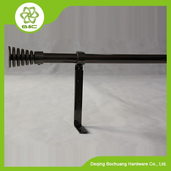 Twisted Wrought Iron Curtain Rods, Twisted Wrought Iron Curtain ...