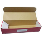 Hot packing boxes cardboard rose boxes long stem rose boxes