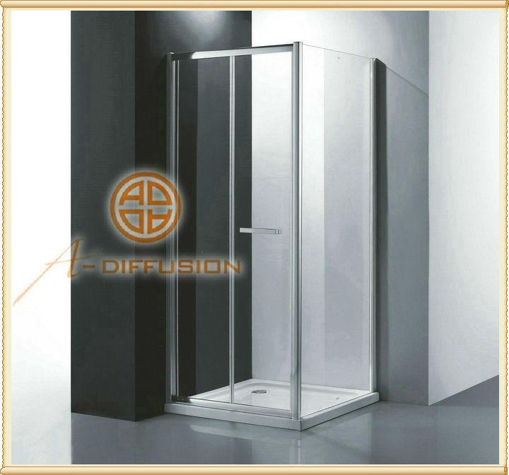 lowes dusche t r glas faltt r t r des badezimmers produkt. Black Bedroom Furniture Sets. Home Design Ideas