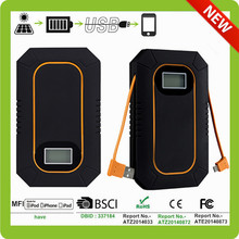 OEM USB Solar Charger for iPad, iPhone, Samsung, Cellphones