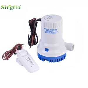 Singflo 12v 1500 small best price portable electric marine boat submersible bilge pump