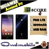 HUAWEI ASCEND P7 Hisilicon Kirin 910 1.8GHz Quad Core 5.0 Inch FHD Screen Android 4.4 4G LTE Smartphone