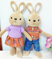 bunny fine classical top sell pattern rabbit toys