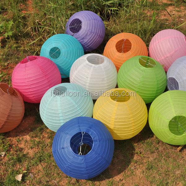 Buying paper lanterns in bulk